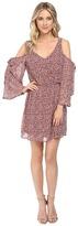 Brigitte Bailey Jasper Cold Shoulder Floral Dress