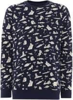 O'Neill Men's Fish & chicks sweatshirt