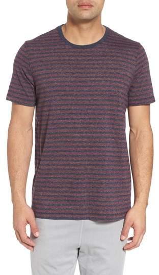 Daniel Buchler Crewneck Recycled Cotton Blend T-Shirt