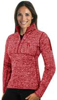 Antigua Women's Boston Red Sox Fortune Midweight Pullover Sweater