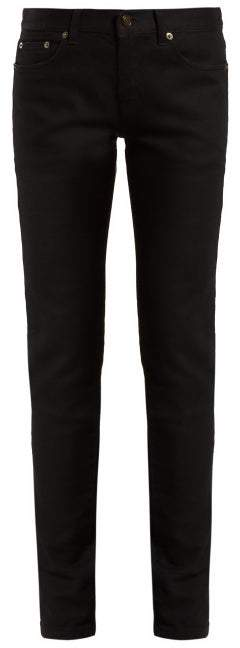 1bc3c8be97 Mid Rise Skinny Jeans - Womens - Black