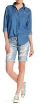 AG Jeans Nikki Relaxed Skinny Short