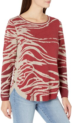 Nic+Zoe Women's in My Nature Sweater