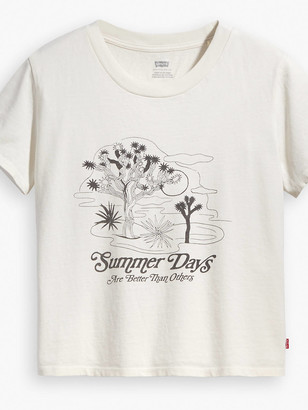 Levi's Graphic Surf Tee Shirt