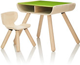 Plan Toys Table & Chair-GREEN