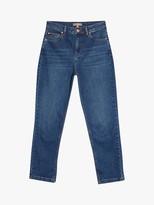 Oasis Boyfriend Jeans, Dark Wash Blue