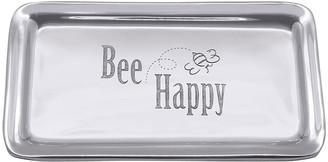Mariposa Bee Happy Signature Statement Tray