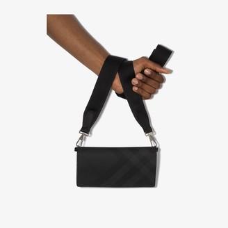 Burberry black Ollie strap shoulder bag