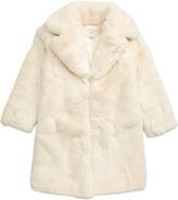 Habitual Girl Devyn Faux Fur Coat