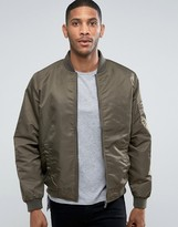 ONLY & SONS MA1 Nylon Bomber
