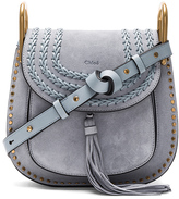 Chloé Small Suede Hudson Shoulder Bag