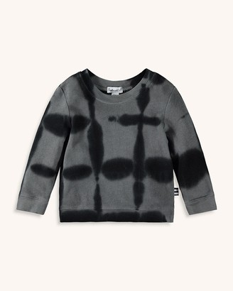 Splendid Baby Boy Plaid Tie Dye Top