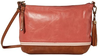 The Sak Sequoia 3-in-1 Crossbody (Black) Handbags