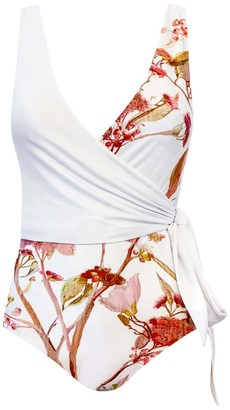 Baiia Banksia Reversible Wrapsuit