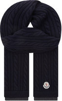 Moncler Chunky Wool Scarf