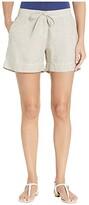 Tommy Bahama Palmbray Shorts (Black) Women's Shorts