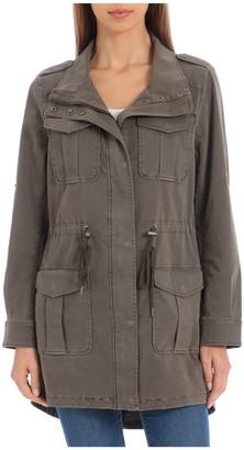 Bagatelle Collection Cotton Anorak Coat