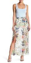 Jealous Tomato Floral Maxi Skirt