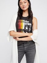 Chaser The Who 73 Tank by at Free People