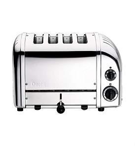 Dualit Du04Png 4 Slice Newgen Toaster Polished