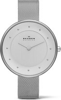 Skagen SKW2140 two-hand silver watch
