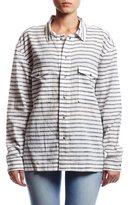 Grace Oversized Button Up Shirt