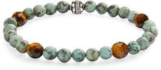 Jonas Studio Dakota Sterling Silver & Semi-Precious Multi-Stone Beaded Bracelet