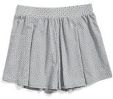 Girl's Tucker + Tate Pleat Shorts