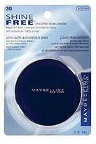 Maybelline New York Shine Free - Loose Oil Control Loose Powder - Medium (Pack of 2)