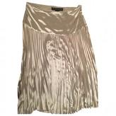 Ralph Lauren White Velvet Skirts