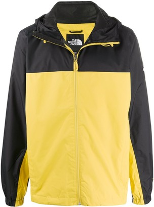 The North Face Colour Block Rain Jacket