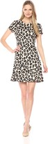 Jessica Howard Jessicahoward JessicaHoward Women's Cap Sleeve Fit & Flare Dress