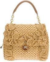 Dolce & Gabbana 'Sicily' raffia handbag