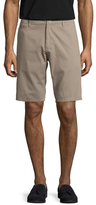 Toscano Pincord Flat Front Shorts