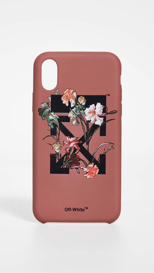 online store 64548 d5a20 Flowers Carryover iPhone X Case
