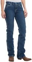 Wrangler Cool Vantage Q-Baby Jeans - Straight Leg (For Women)