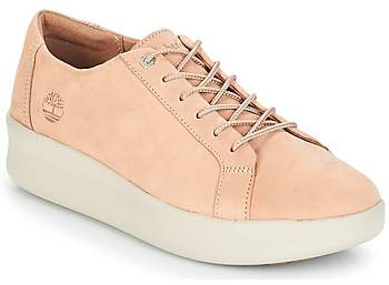 b2b45f98ef918 Berlin Park Oxford women's Shoes (Trainers) in Pink