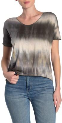 Cotton Emporium Tie Dye Short Sleeve T-Shirt