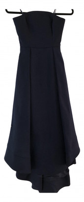 C/Meo Navy Polyester Dresses