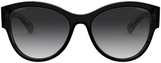 Chanel Pantos Sunglasses