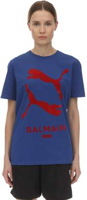 Balmain Puma X Graphic T-shirt