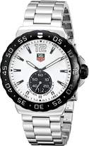 Tag Heuer Men's WAU1111.BA0858 Formula 1 Dial Stainless Steel Watch