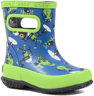 Bogs Skipper Dragonfly Rubber Rain Boot