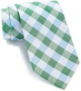 Tommy Hilfiger Silk New Buffalo Grid Tie