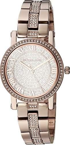 Michael Kors Women's 'Petite Norie' Quartz Stainless Steel Casual Watch