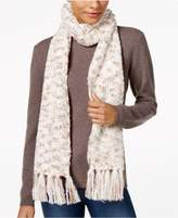 Charter Club Space-Dyed Fringe Scarf, Created for Macy's