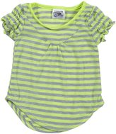 Erge Paris Jersey Top (Baby) - Neon Lime-24 Months