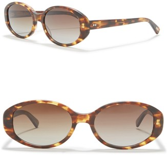 Salt Nadine 52mm Polarized Sunglasses