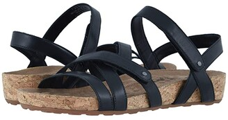 Walking Cradles Pool (White Cashmere/Cork Wrap) Women's Sandals
