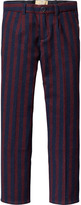Scotch & Soda Wool Dress Pants